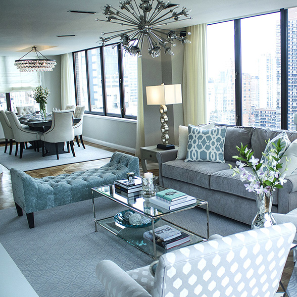 East 72nd Street – Interior Designs