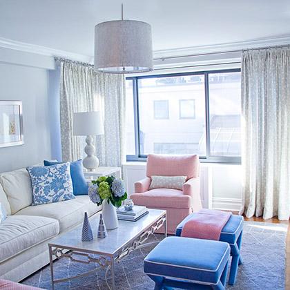 East End Avenue New York City Interior Design