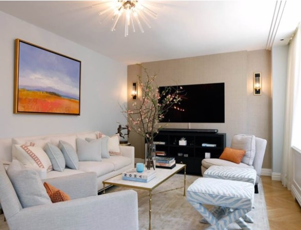 Custom Luxury Interiors