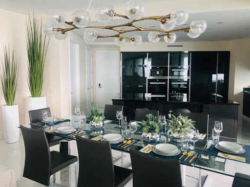 Modern Miami Dining Room
