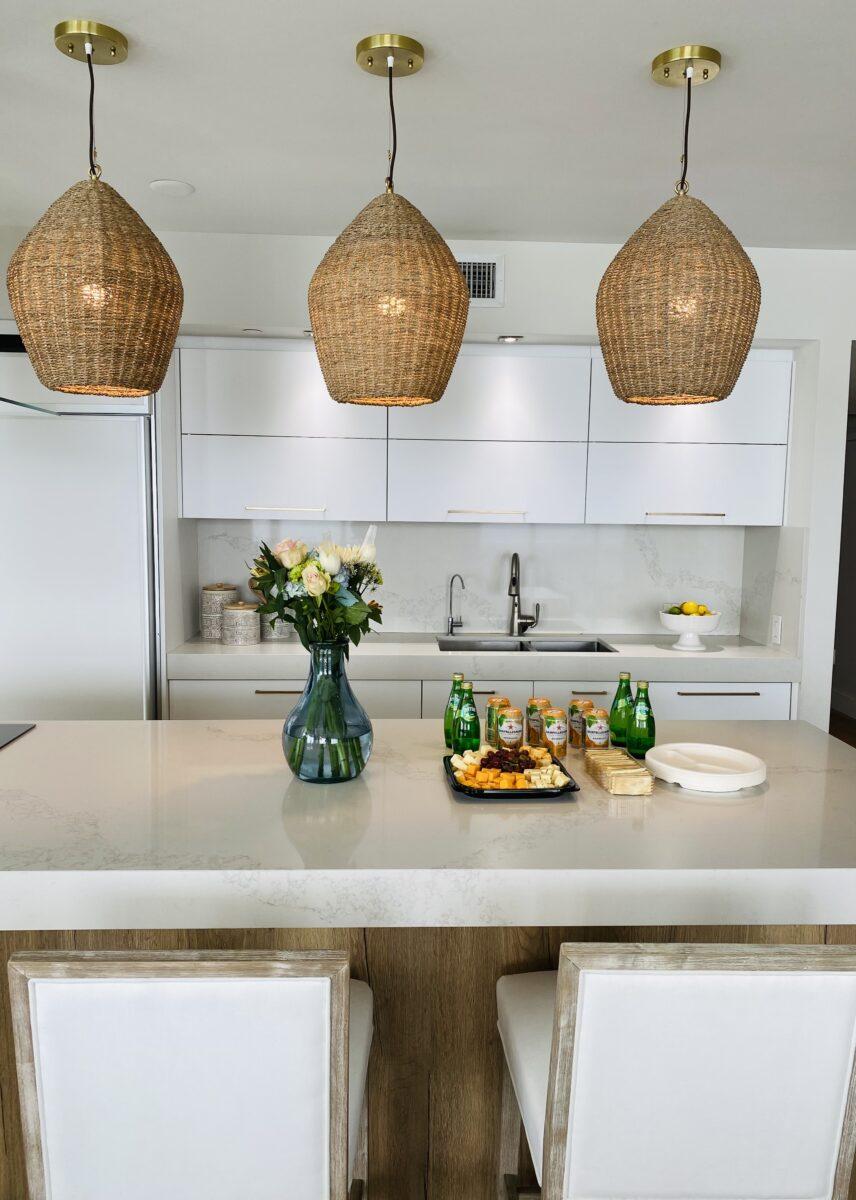 Coastal Modern Kitchen Design